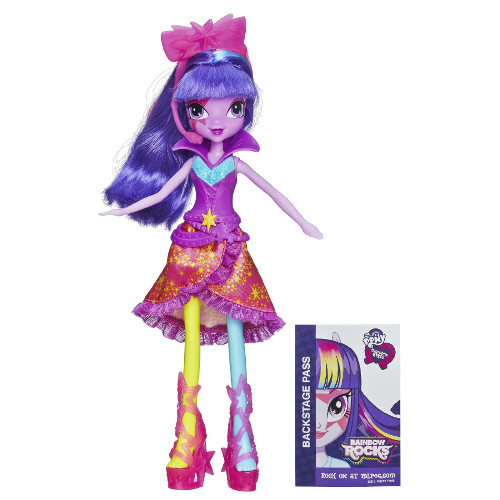 Hasbro - My Little Pony Equestria Girls Twilight Sparkle