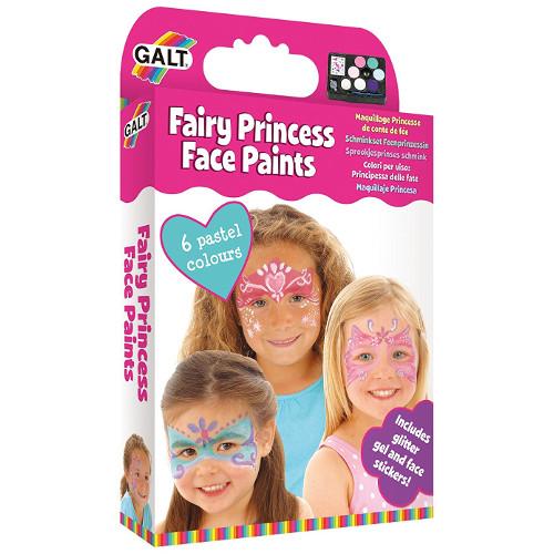 Galt - Set creativ pentru pictura pe fata-Printese