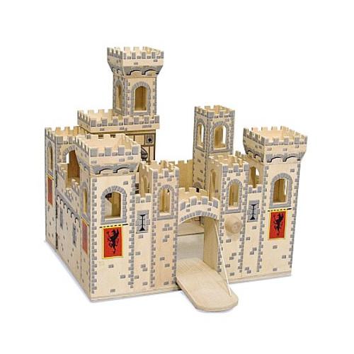 Castel Medieval Pliabil, Melissa and Doug