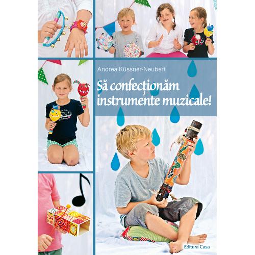 Sa Confectionam Instrumente Muzicale, Editura Casa