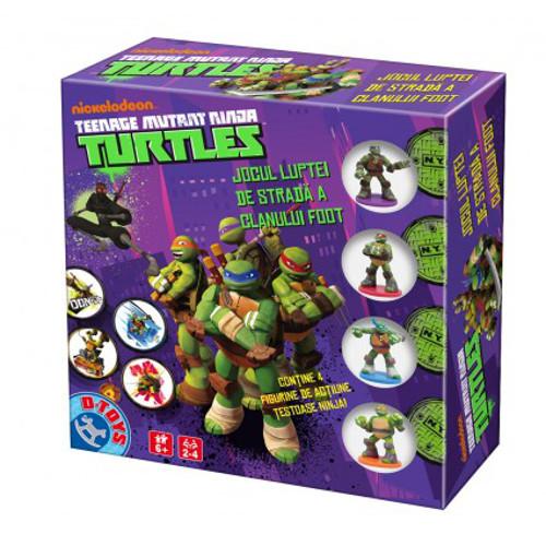 Teenage Mutant Ninja Turtles, D-Toys