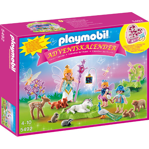 Calendar de Craciun - Tinutul Zanelor, Playmobil