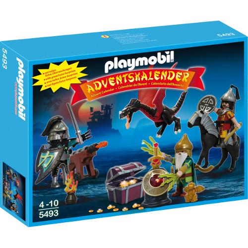 Calendar de Craciun - Batalia Dragonilor, Playmobil