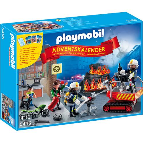 Calendar de Craciun - Operatiunea de Salvare, Playmobil