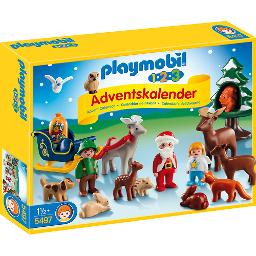 Calendar de Craciun - Craciunul in Padure, Playmobil