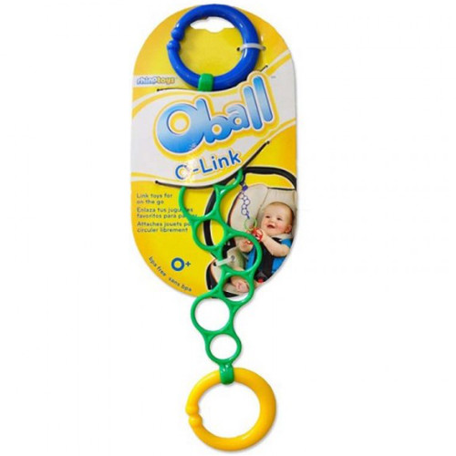 Oball - Inelus O-Links Green, Bright Starts
