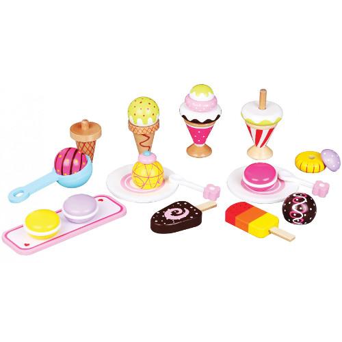 Set de Inghetata, New Classic Toys