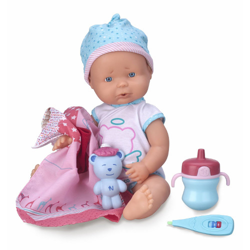 Bebe Nenuco Bolnavior, Nenuco