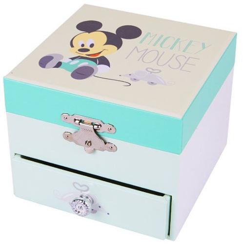 Cutie Muzicala Mickey - Baby, Trousselier