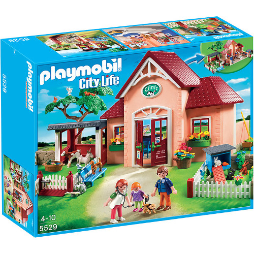 Clinica Veterinara, Playmobil