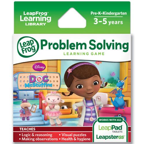 Soft Educational LeapPad Doctorita Plusica, Leap Frog