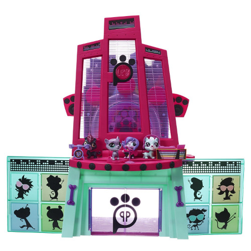 Littlest Pet Shop - Hotel Pawza, Hasbro