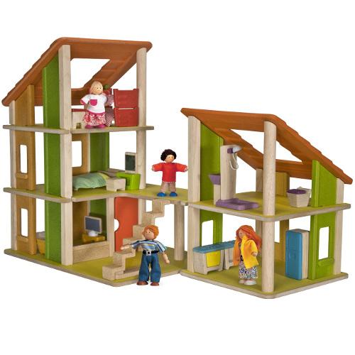 Castel cu Mobilier pentru Papusi, Plan Toys