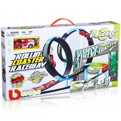Circuit Go Gear Rollin Coaster, BBurago