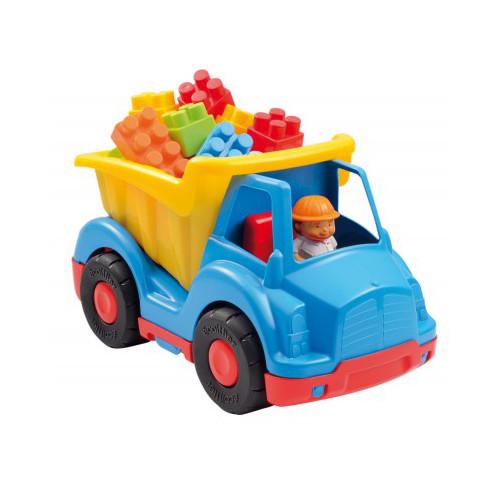 Camion Dumper cu Cuburi, Ecoiffier