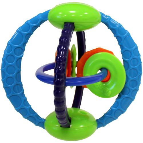 Oball - Jucarie Multisenzoriala Twist-O-Round, Bright Starts