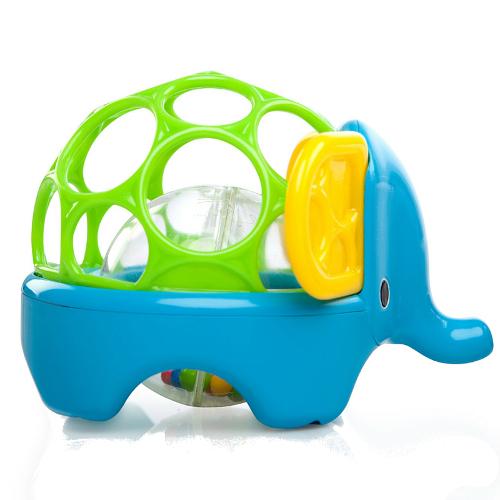 Oball Primul Meu Elefant Rollie Rattles, Bright Starts
