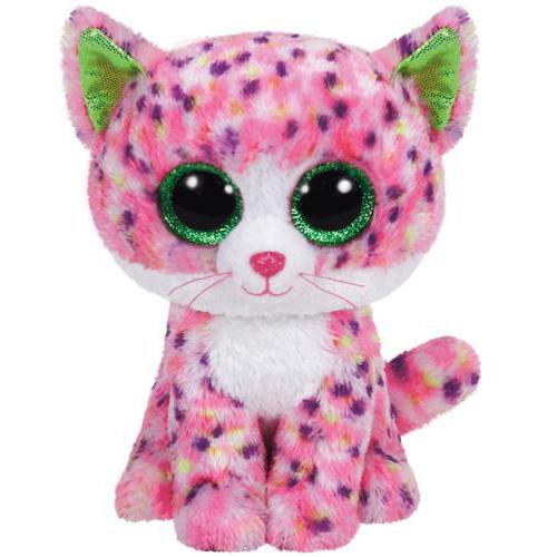 Plus Pisica Roz Sophie 24 cm, Ty