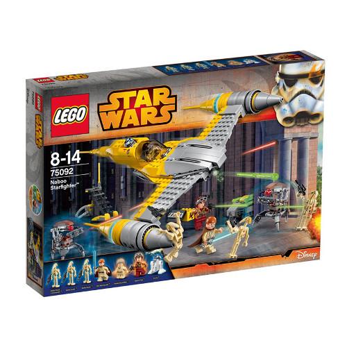 Star Wars - Naboo Starfighter 75092, LEGO