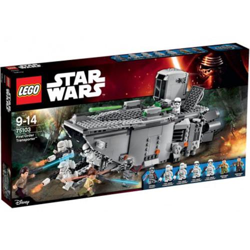 Star Wars - Transporter Ordinul Intai 75103, LEGO