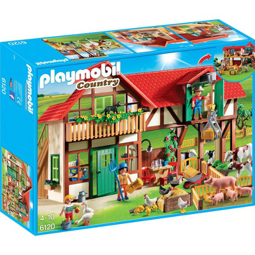 Country Farm - Ferma Cea Mare, Playmobil