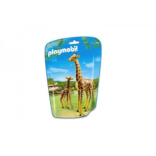 Girafa cu Pui , Playmobil