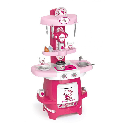 Smoby - Bucatarie Cooky Hello Kitty