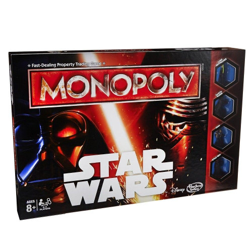 Joc de Societate Monopoly Star Wars, Hasbro
