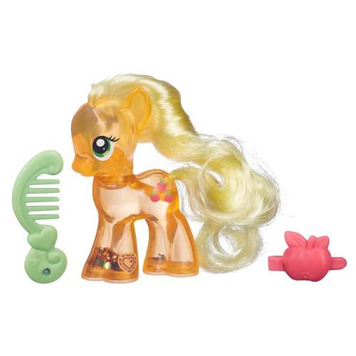 My Little Pony Applejack cu Accesorii de Par, Hasbro