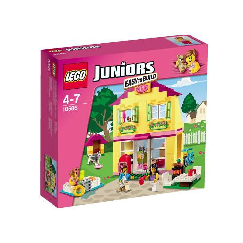 Juniors - Casa Familiei 10686, LEGO