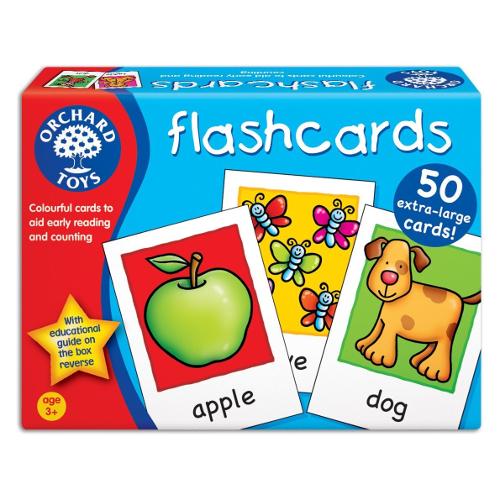 Joc Educativ in Limba Engleza Cartonase, Orchard Toys