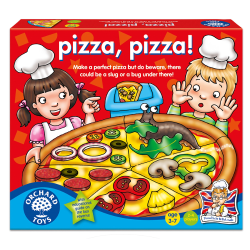 Joc Educativ Pizza Pizza!, Orchard Toys