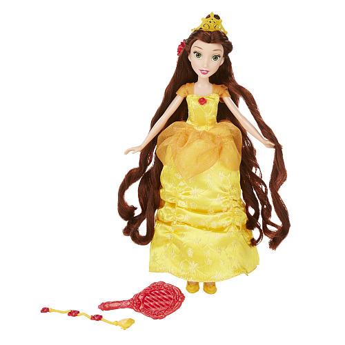 Papusa Belle cu Accesorii pentru Par, Hasbro