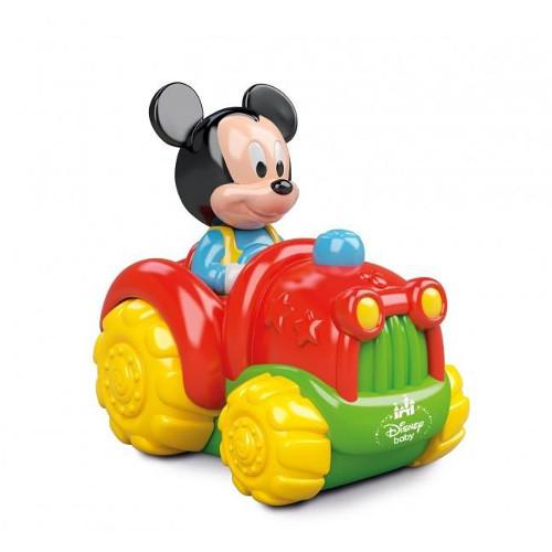 Minivehicul Mickey Mouse, Clementoni