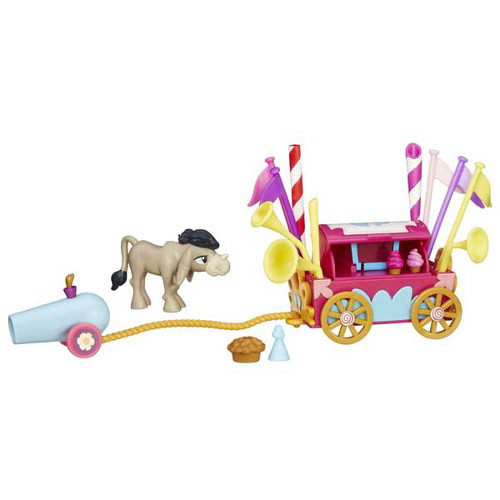 My Little Pony Set Transura de Bun Venit, Hasbro