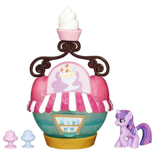 Hasbro - My Little Pony Set Standul de Inghetata