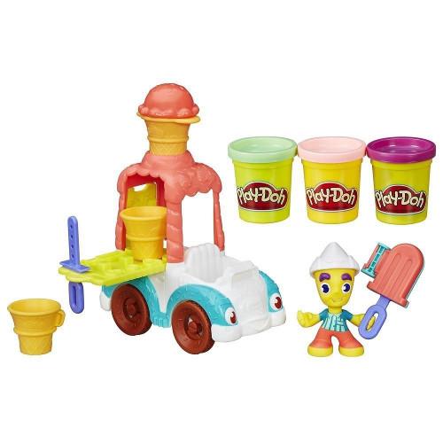 Set Plastilina Play Doh Masina de Inghetata, Hasbro
