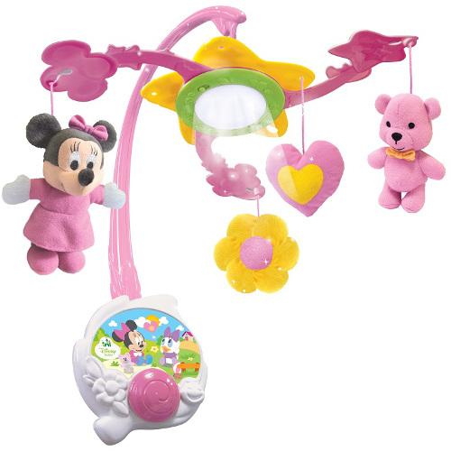 Carusel Muzical Minnie Mouse, Clementoni