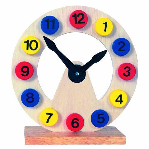 Ceas din Lemn Clocki, Bino