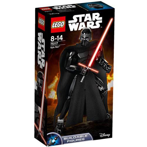 Star Wars - Figurina Kylo Ren 75117, LEGO