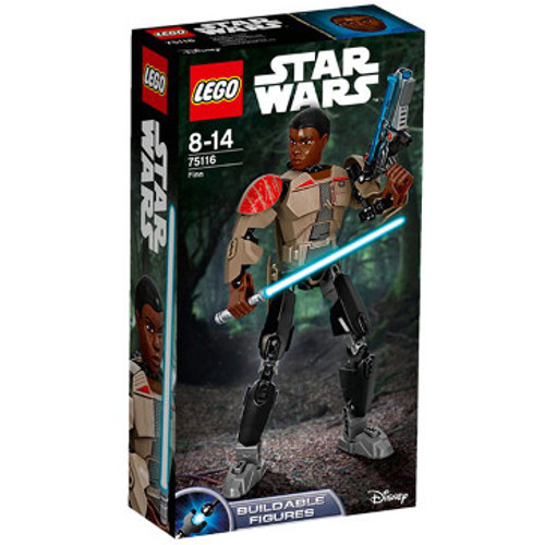 Star Wars - Figurina Finn 75116, LEGO