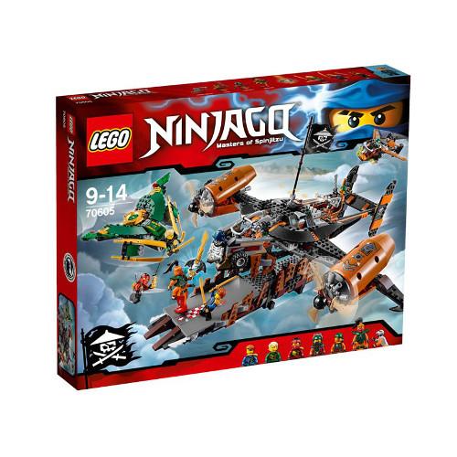 NINJAGO - Nava Misfortune\'s Keep 70605, LEGO