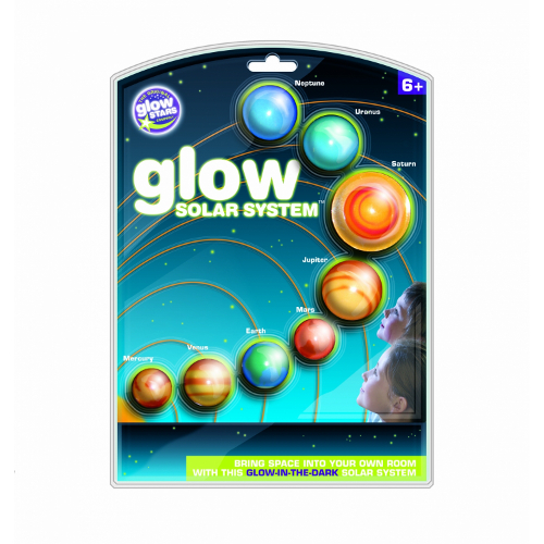 Sistem Solar Fosforescent, The Original Glowstars Company
