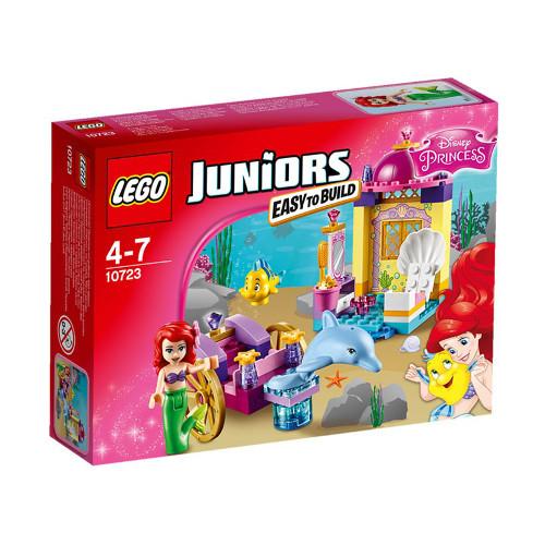 Juniors - Trasura cu Delfini a lui Ariel 10723, LEGO