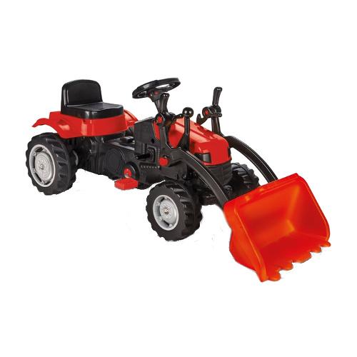 Tractor cu Excavator, Biemme