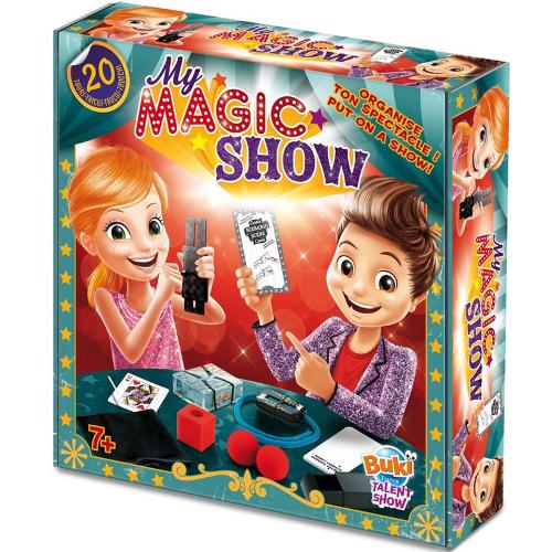 Set Magie - Spectacolul Meu de Magie, Buki France