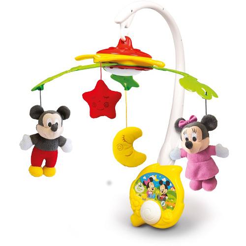Carusel Muzical Mickey Mouse, Clementoni