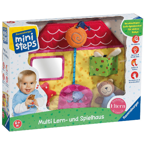 Ministeps - Centru De Joaca Cu Activitati, Ravensburger