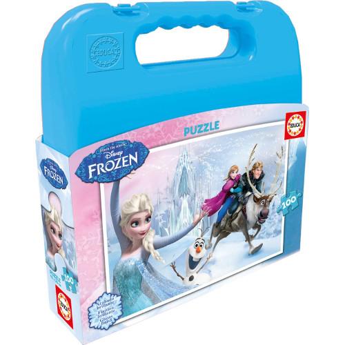Puzzle Progresiv in Gentuta - Frozen, Educa