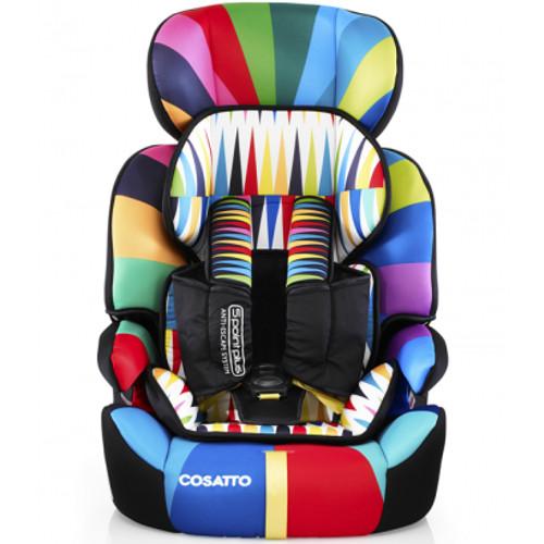 Scaun Auto Zoomi 123 Go Brightly 9-36 kg, Cosatto